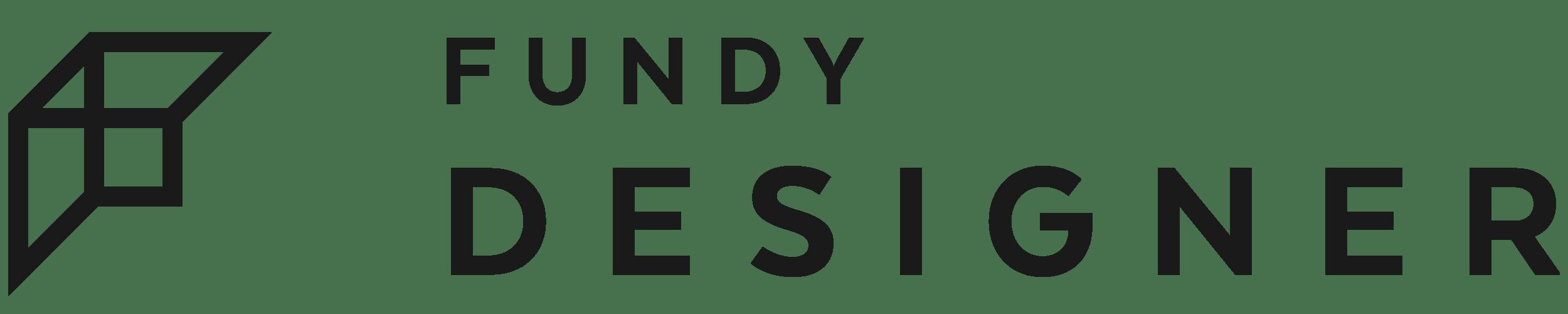 Fundy Designer logo