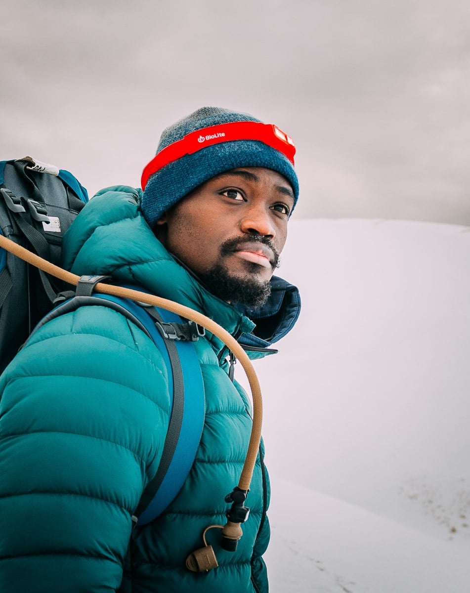 cliford mervil is an american outdoor photographer who is speaking at conference + chill round 2 outdoor adventure edition